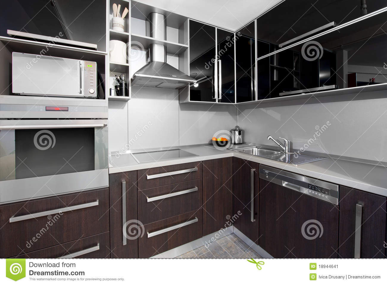 Moderne Keuken Kleuren : Remodeling Small Kitchen Design Ideas