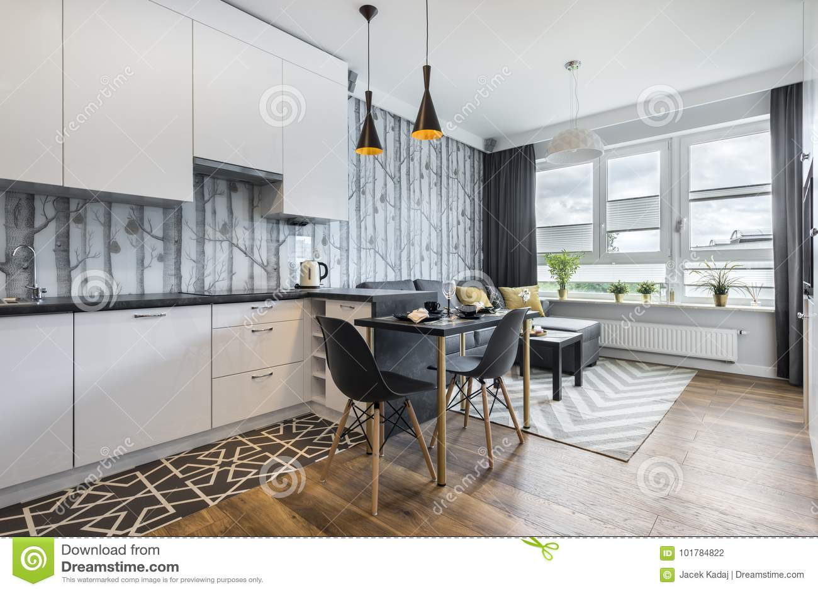 Keuken Kleine Ruimte : Keukens voor kleine ruimtes kookeiland greeploze keuken wit
