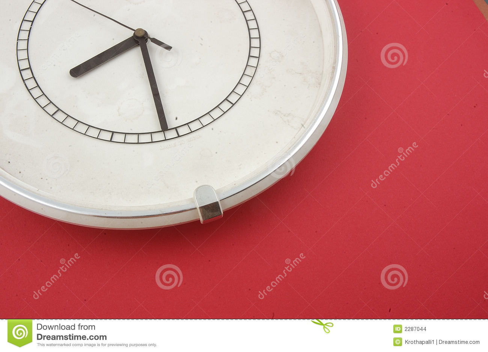 Moderne klok stock afbeeldingen afbeelding 2287044 - Moderne klok ...