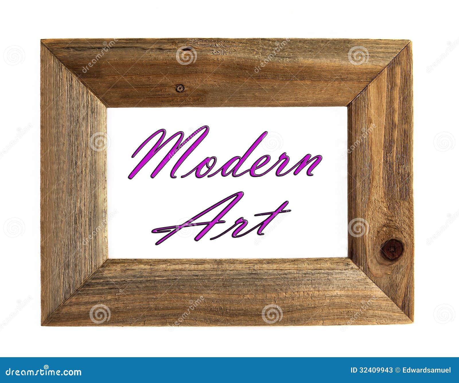 moderne kunst bilderrahmen stockfotos bild 32409943. Black Bedroom Furniture Sets. Home Design Ideas