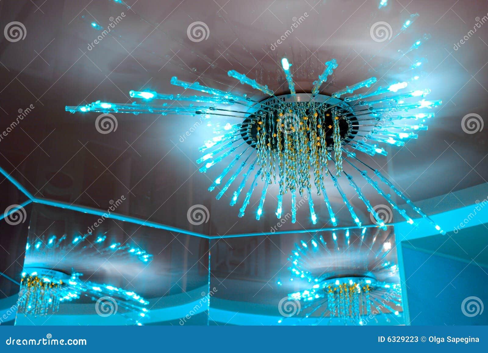 Moderne lampe stockfotos bild 6329223