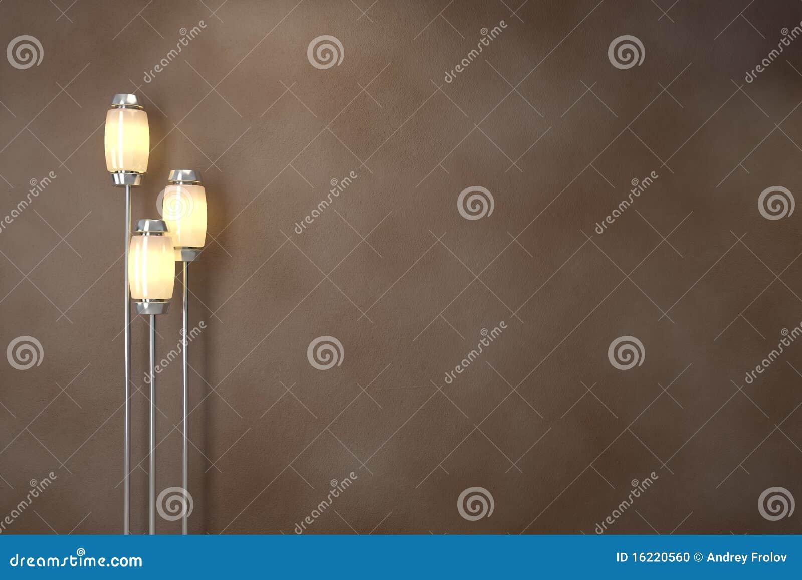 Moderne lampen weiche beleuchtung