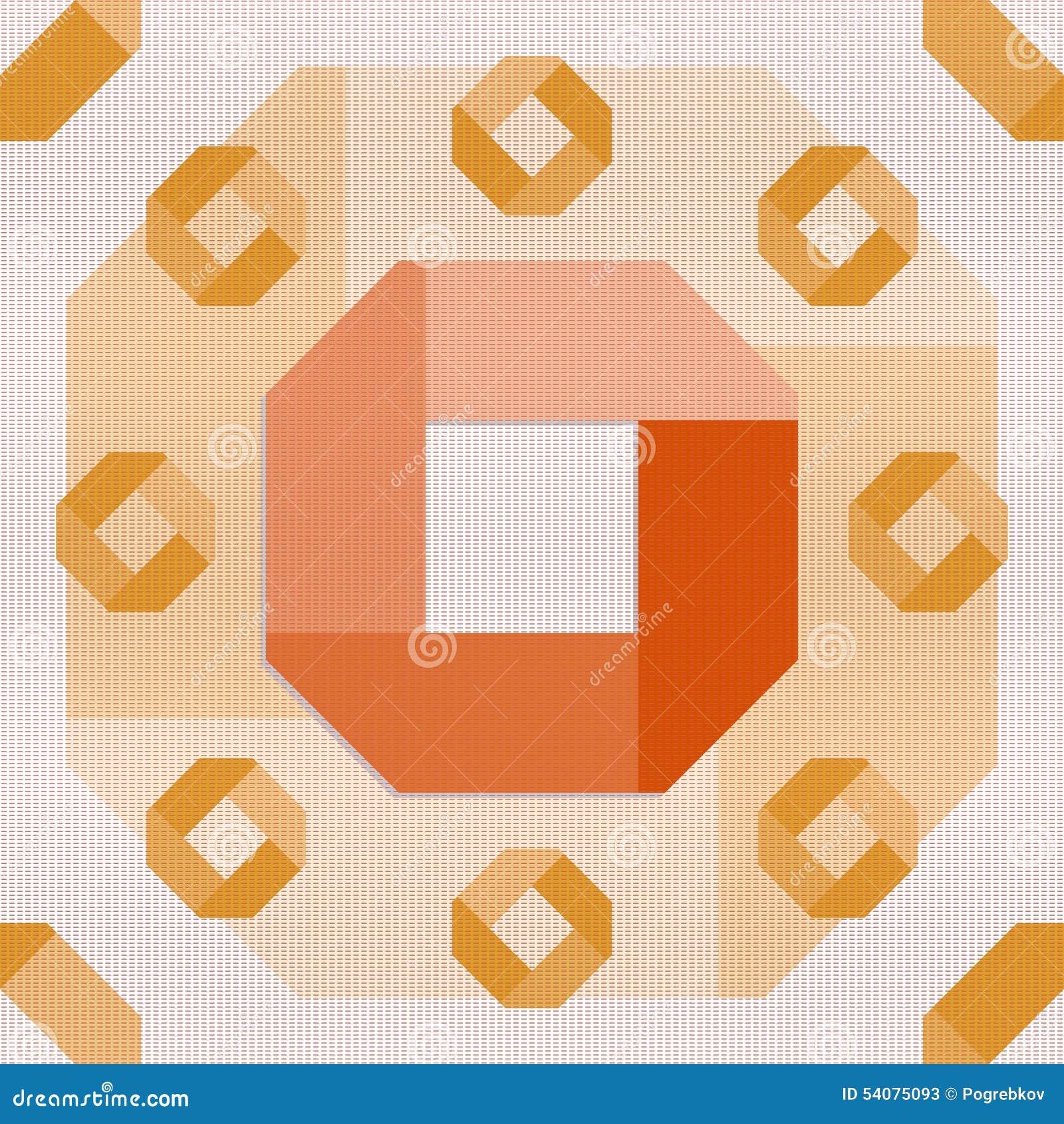 Moderne naadloze digitale druk