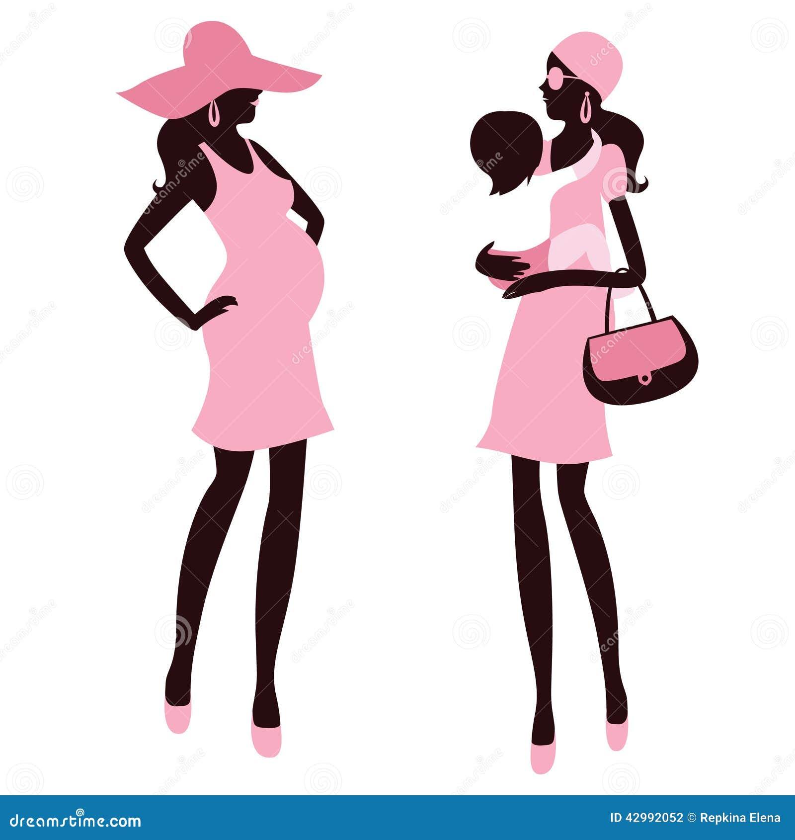 Fashion Illustration Templates Women