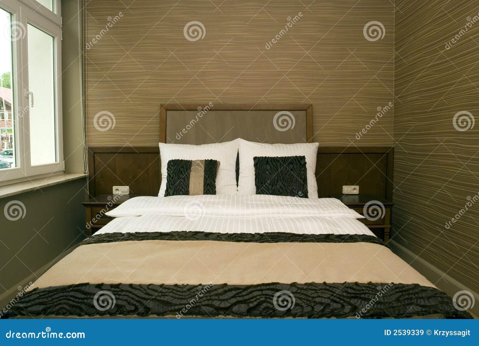 moderne slaapkamer stock afbeelding afbeelding bestaande uit ruimte 2539339