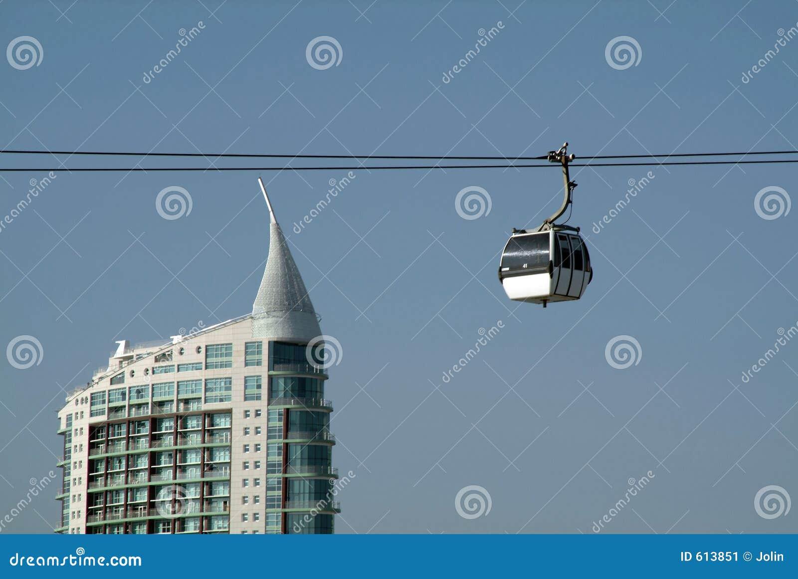 Moderne stad