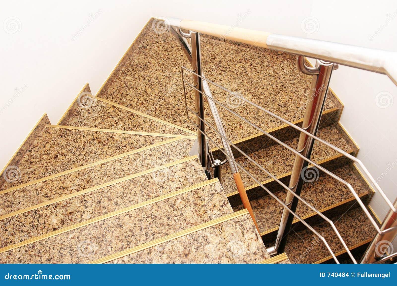 Moderne treppen stockbilder   bild: 740484