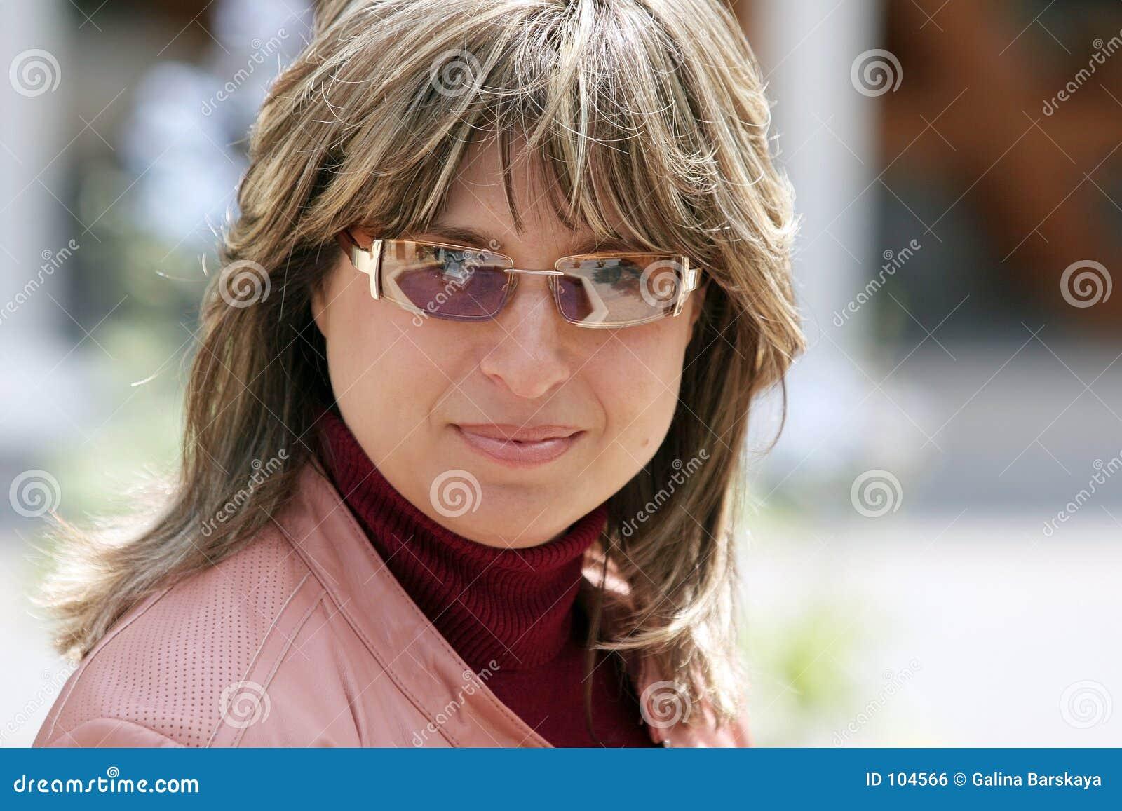 Moderne vrouw