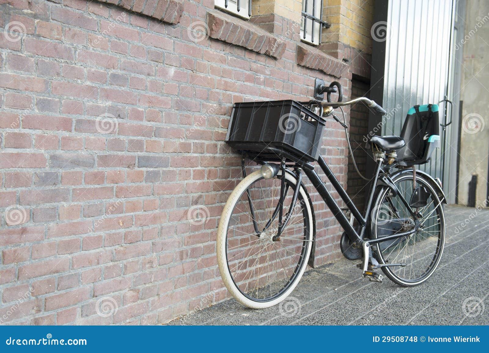 Moderne vrouwelijke fiets