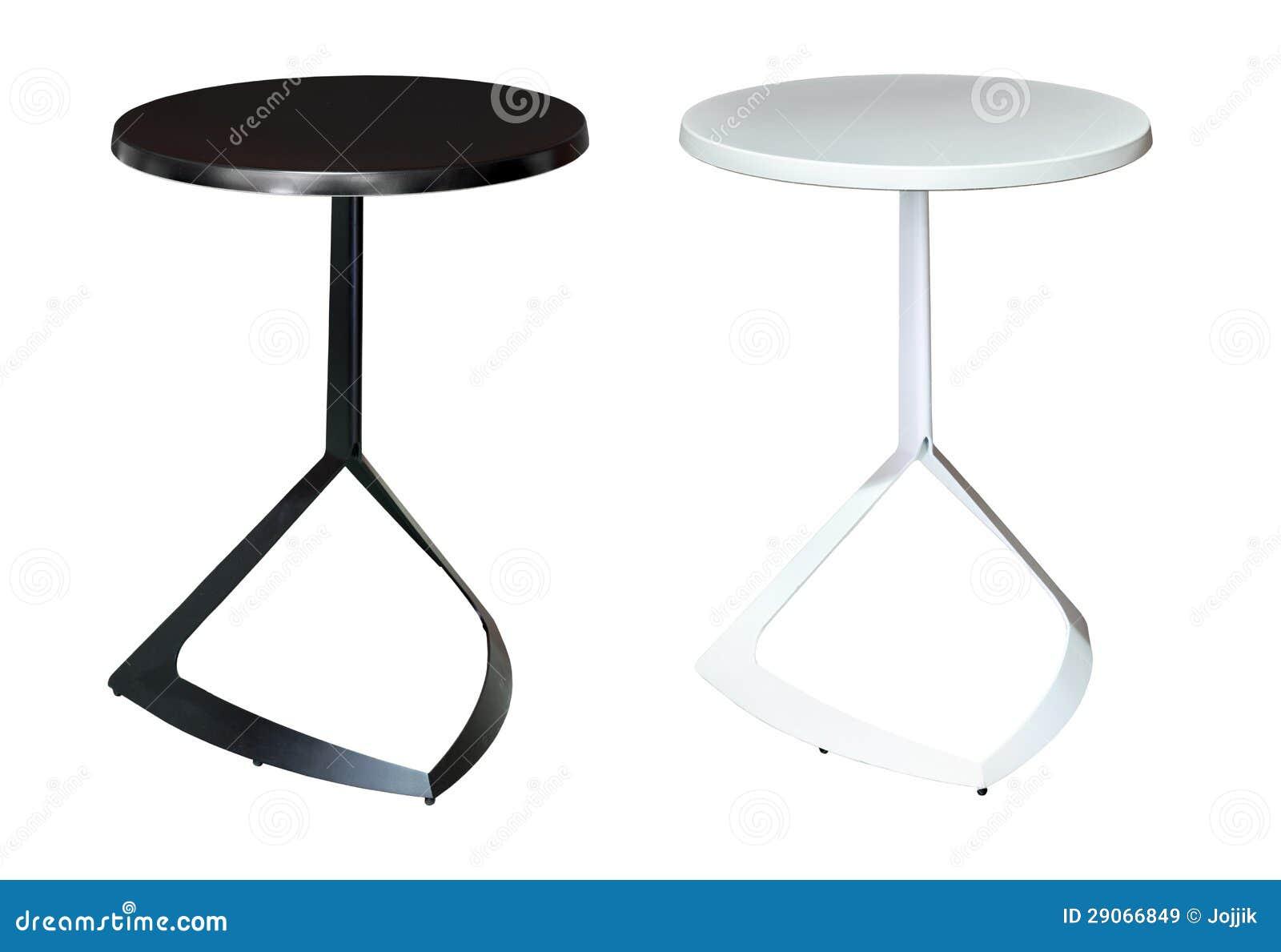 Moderne zwart witte stoelen royalty vrije stock for Witte moderne stoelen