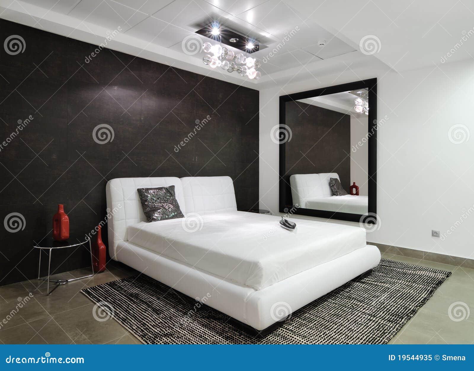 Fußboden Für Schlafzimmer ~ Moderner innenraum schlafzimmer stockbild bild von fußboden