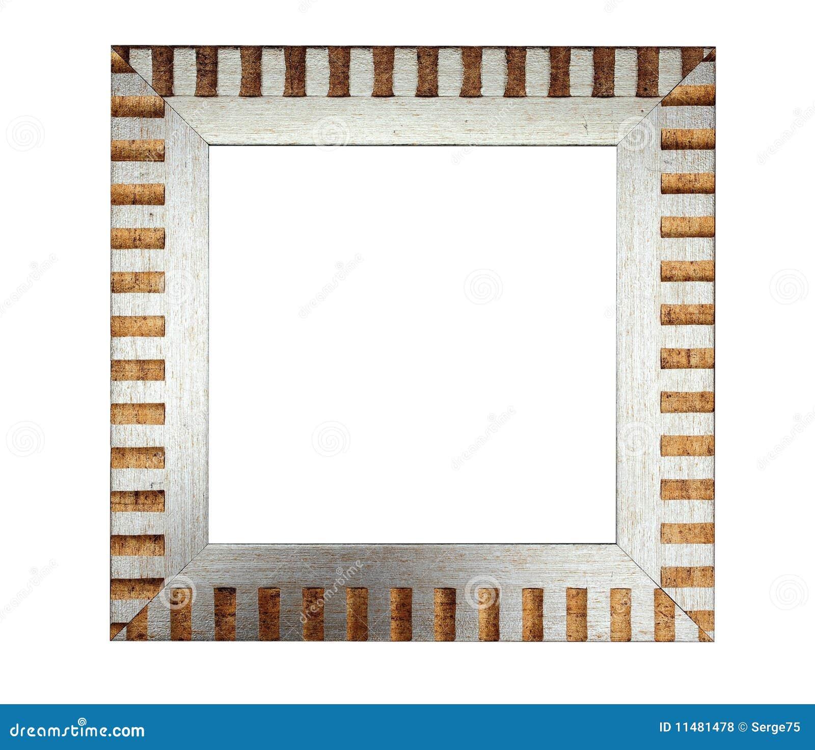 moderner leerer bilderrahmen lizenzfreie stockfotos bild. Black Bedroom Furniture Sets. Home Design Ideas
