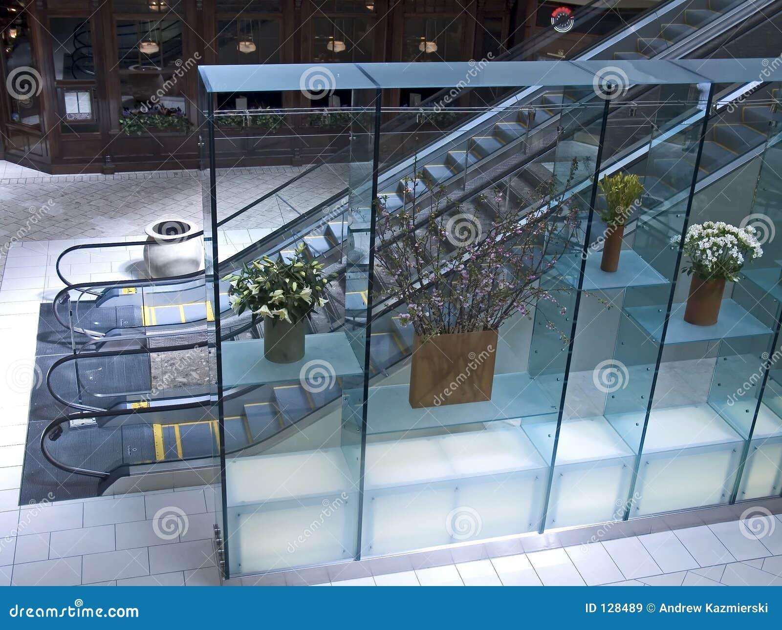 Moderner Mall