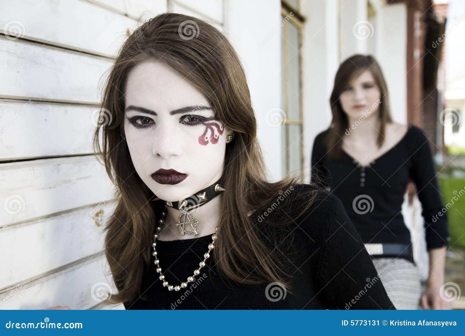 Moderner Teenager