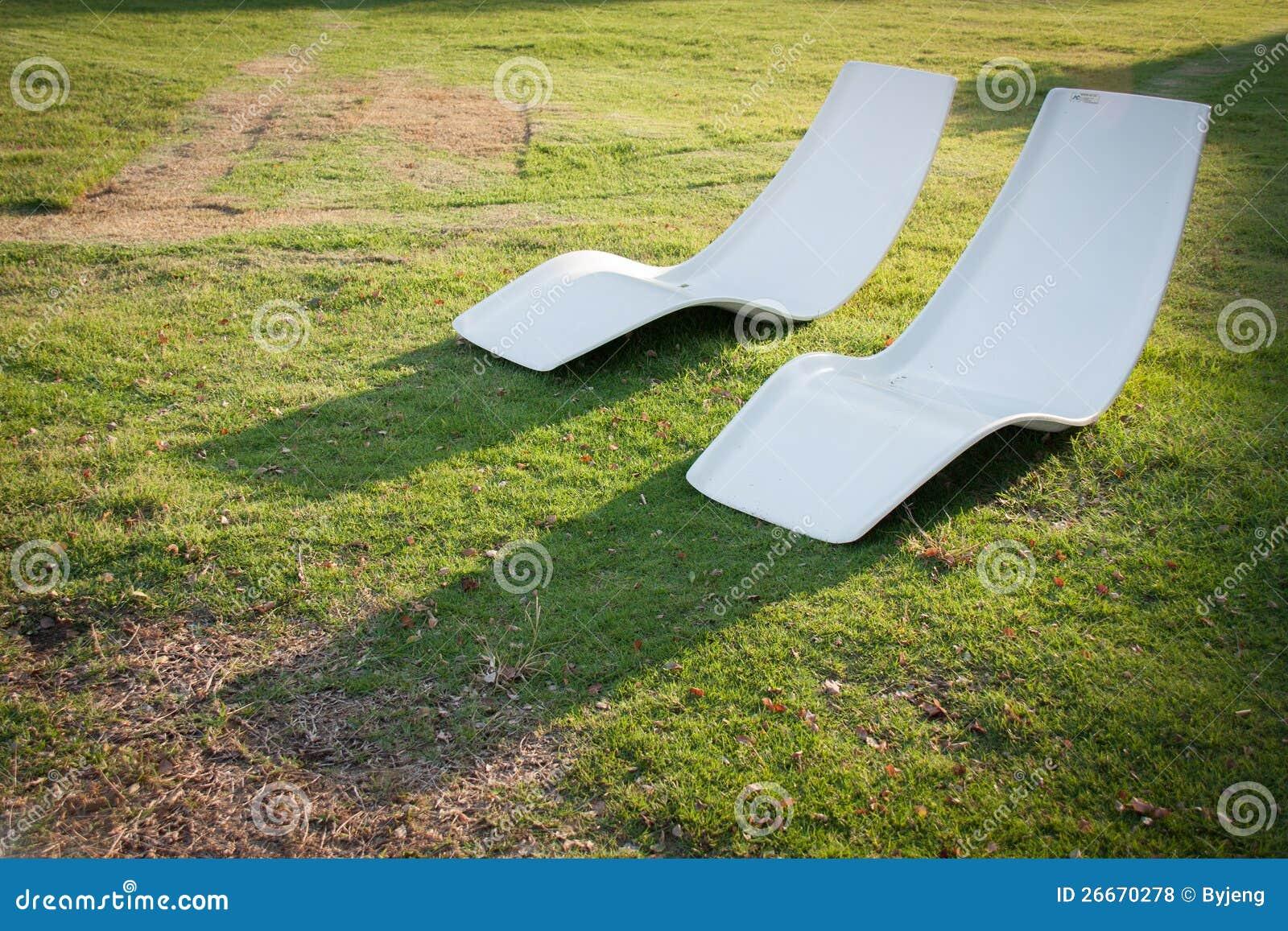Moderner Weißer Stuhl Stockfoto Bild Von Stuhl Schatten 26670278