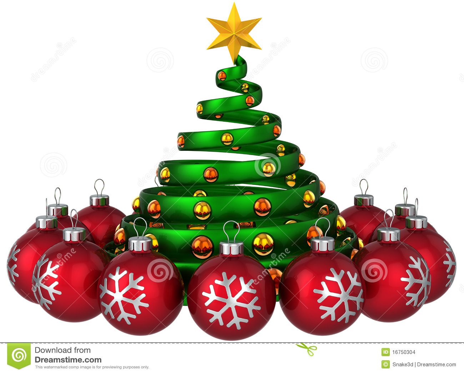 moderner weihnachtsbaum stockbilder bild 16750304. Black Bedroom Furniture Sets. Home Design Ideas