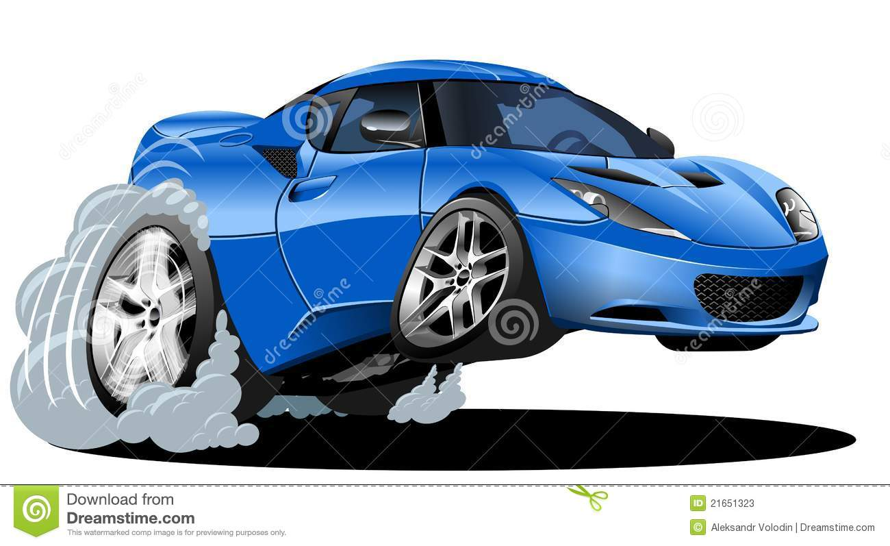 sports cars drawings