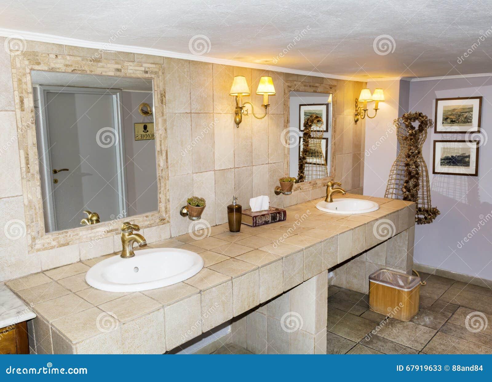 Download Modernes Badezimmer Innen, Modernes Design Stockbild   Bild Von  Haupt, Auslegung: 67919633