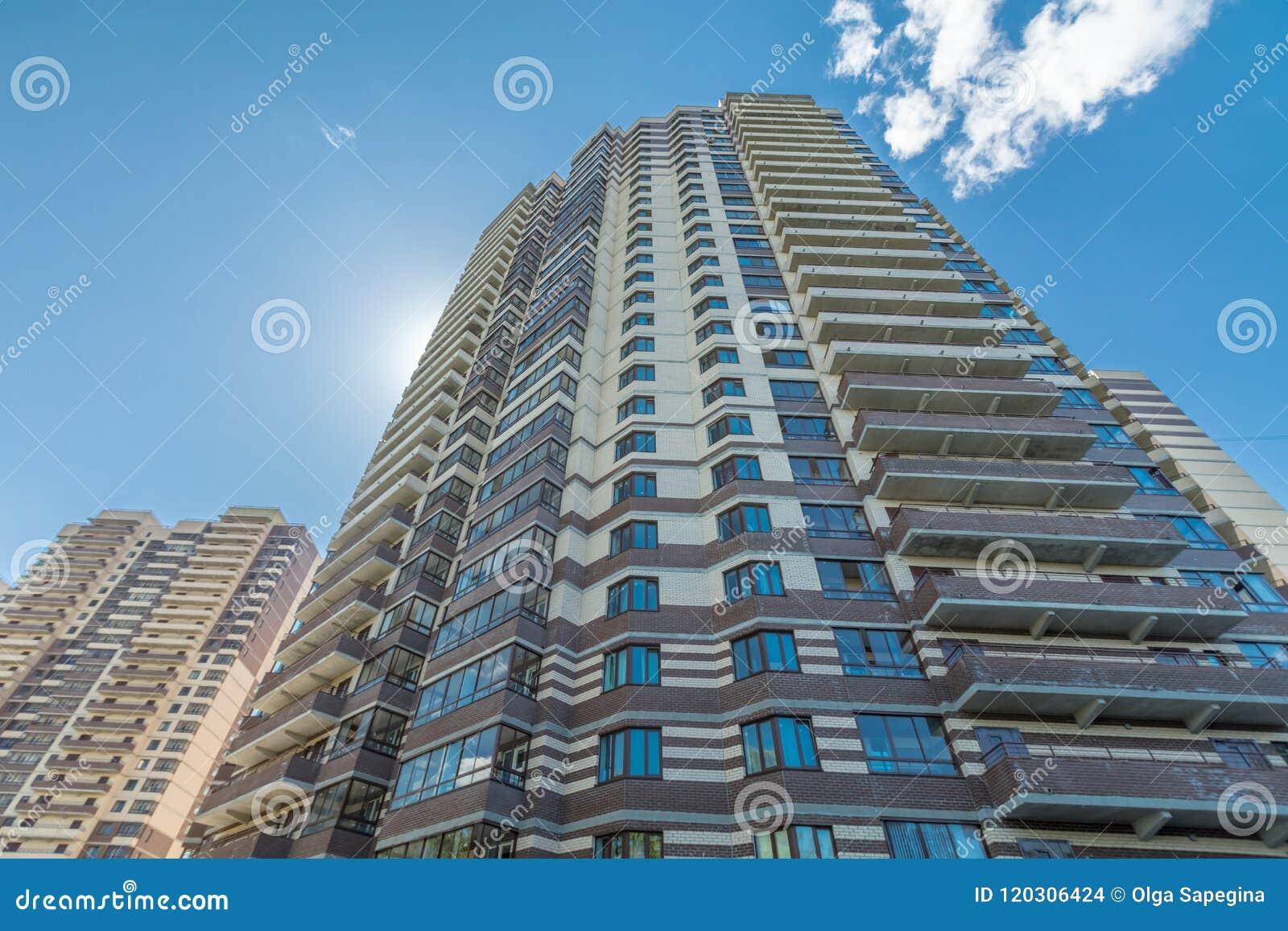 Modernes Gebäudeäußeres