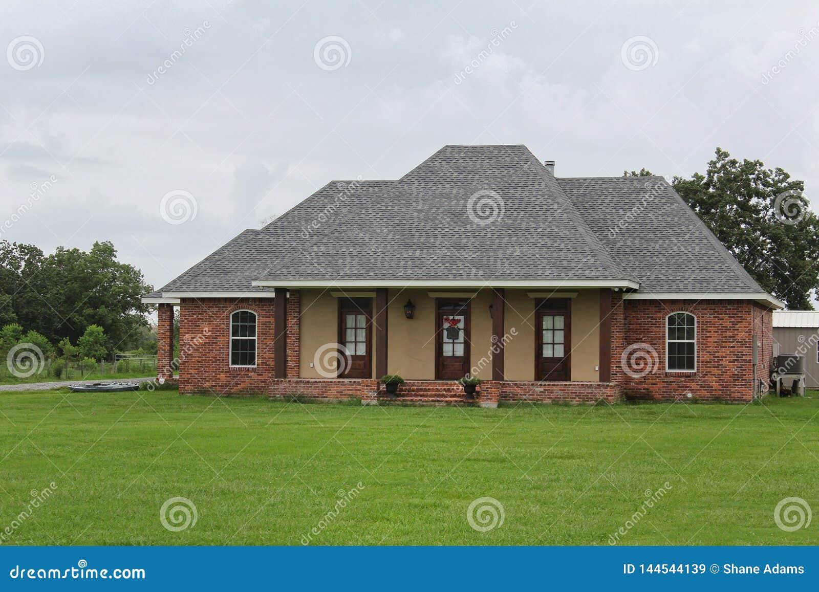 Modernes Haus Louisianas