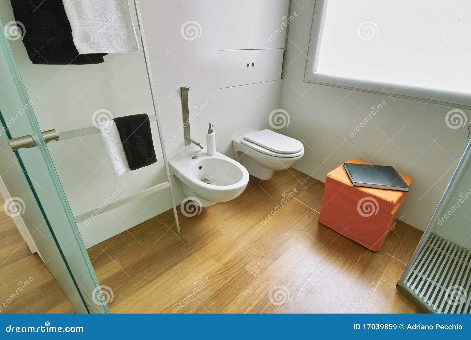 modernes kleines badezimmer lizenzfreie stockbilder bild. Black Bedroom Furniture Sets. Home Design Ideas