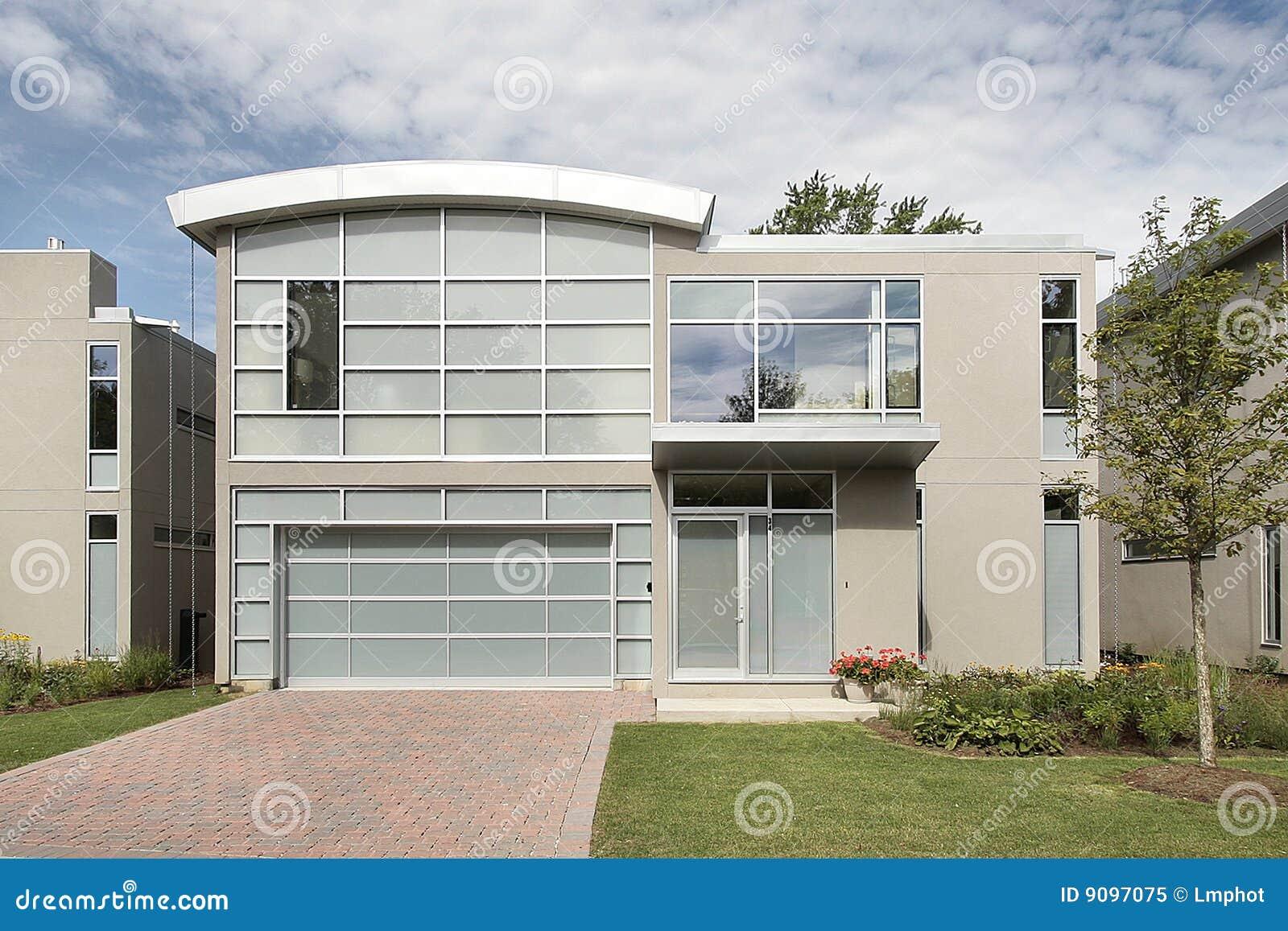 Modernes Luxuxhaus
