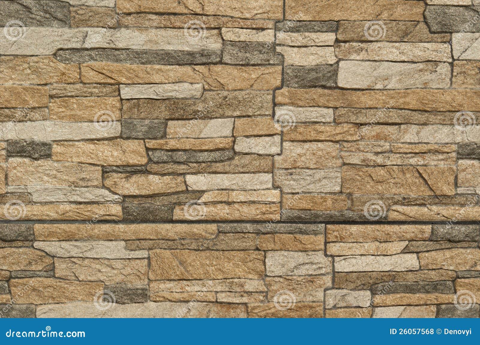 Modernes Muster Der Dekorativen Oberfl 228 Chen Der Steinwand
