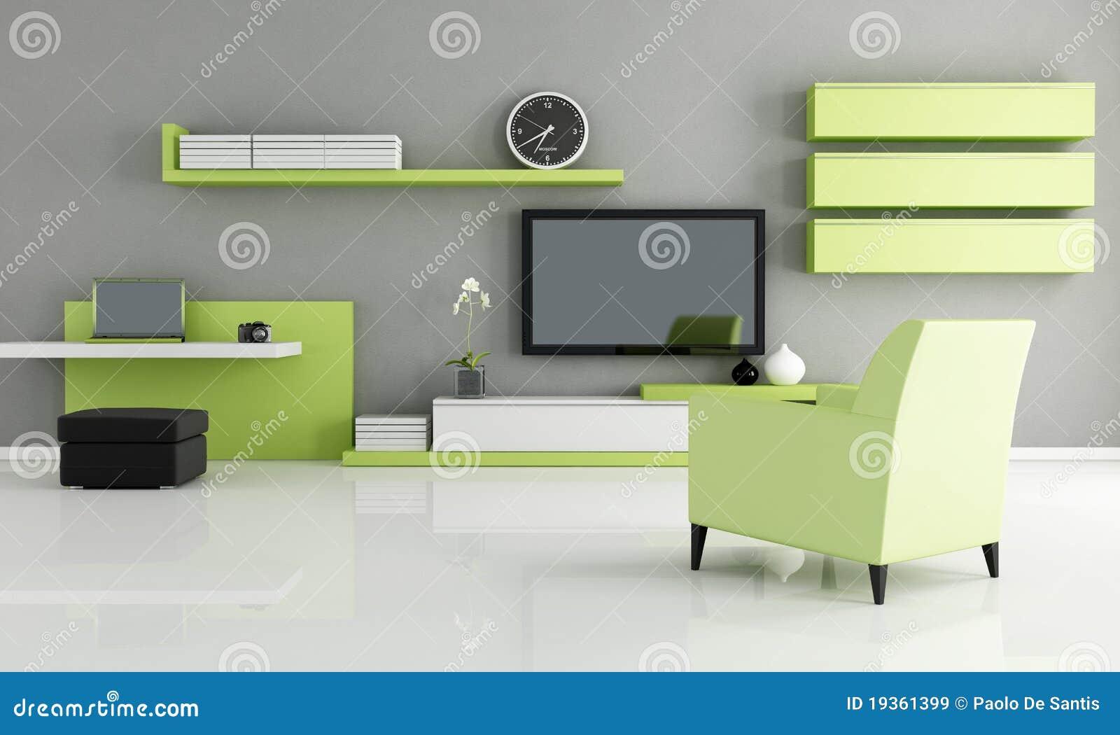 Modernes wohnzimmer lizenzfreie stockbilder bild 19361399 for Wohnzimmer junggeselle