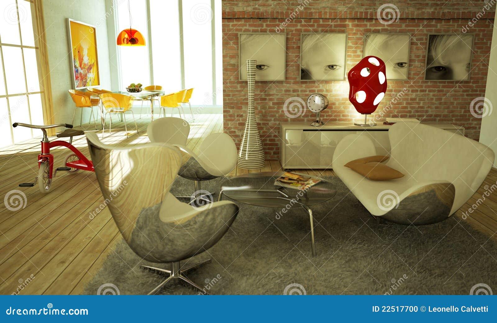 modernes wohnzimmer warme atmosphare sehr stilvoll