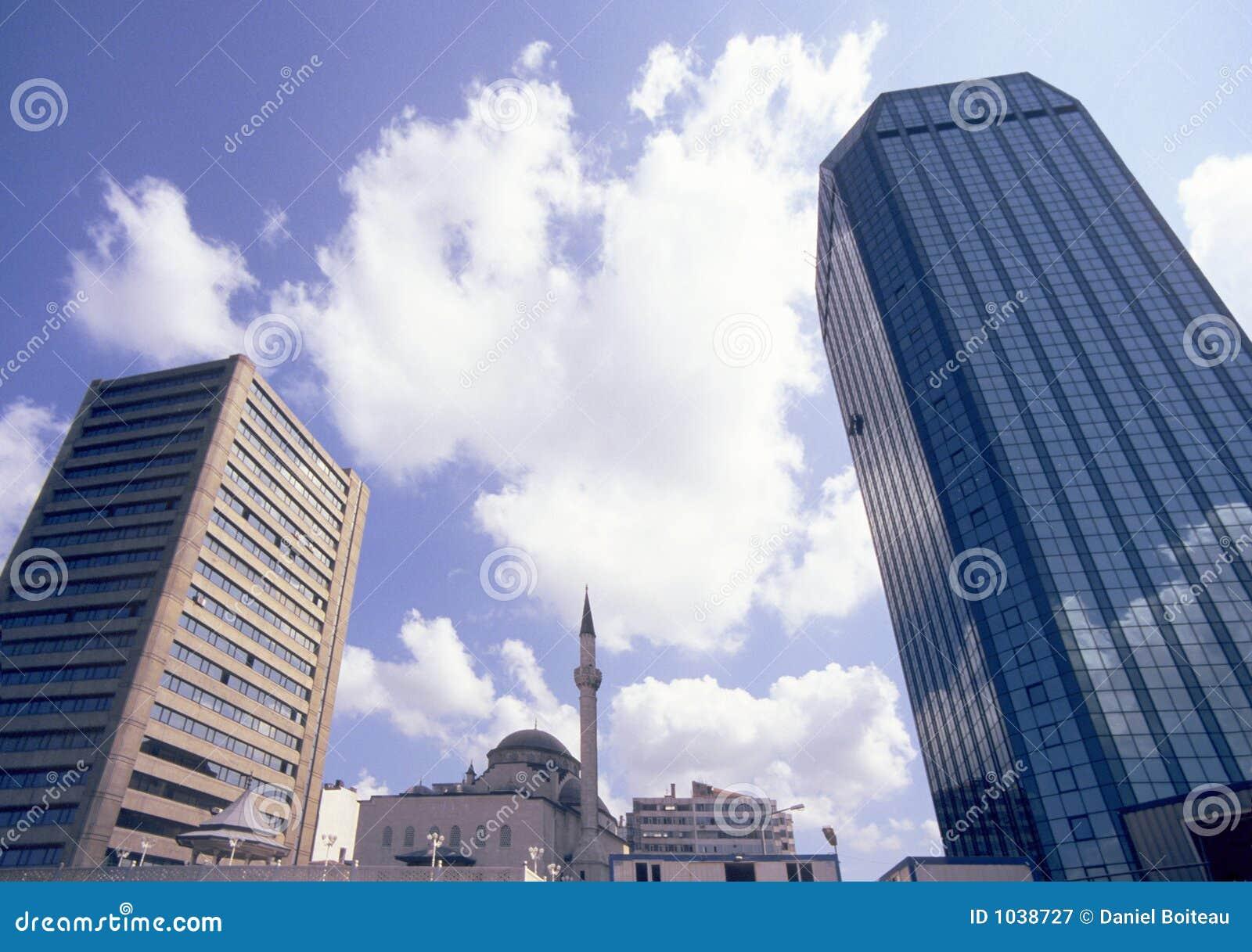 Modernidad del Islam de Estambul