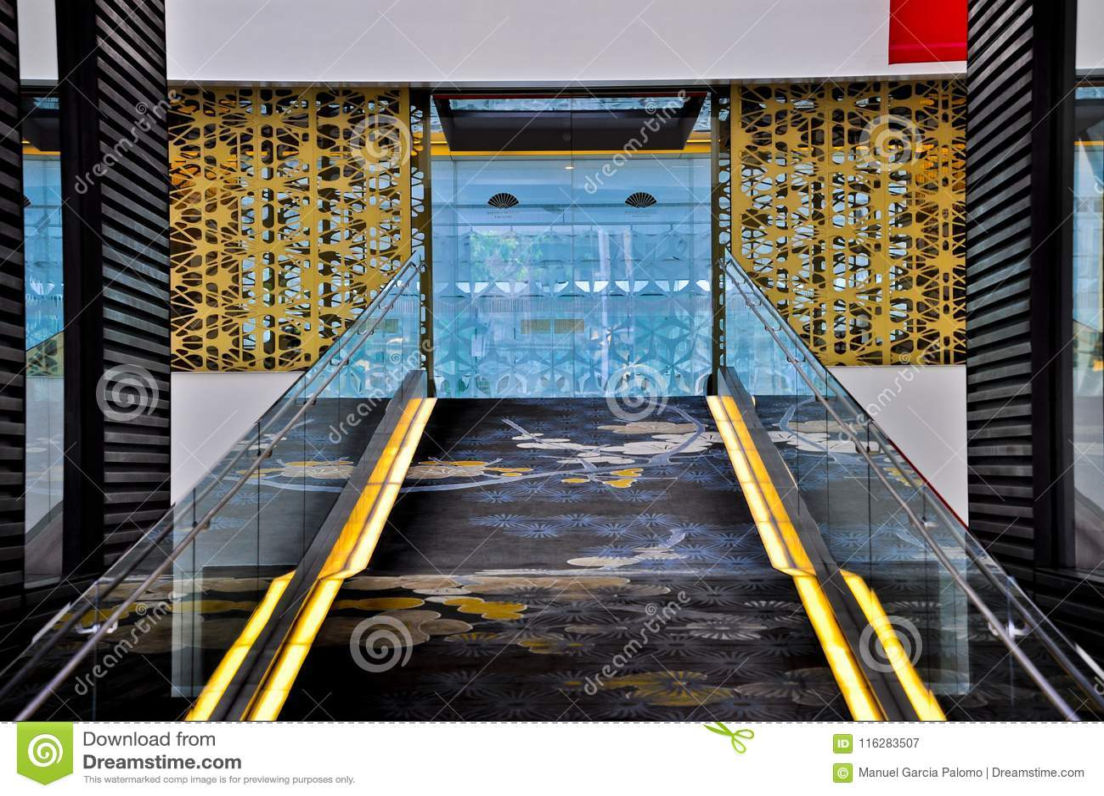 Modernista de Edificio - Barcelona España