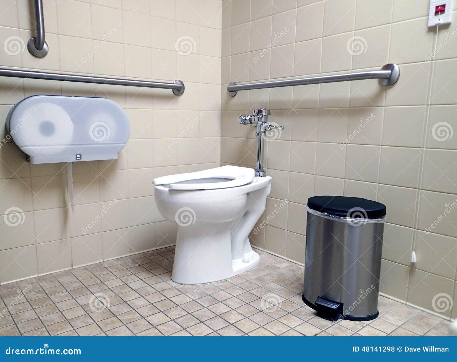 Moderno andicappato stanza da bagno fotografia stock - Stanze da bagno moderne ...