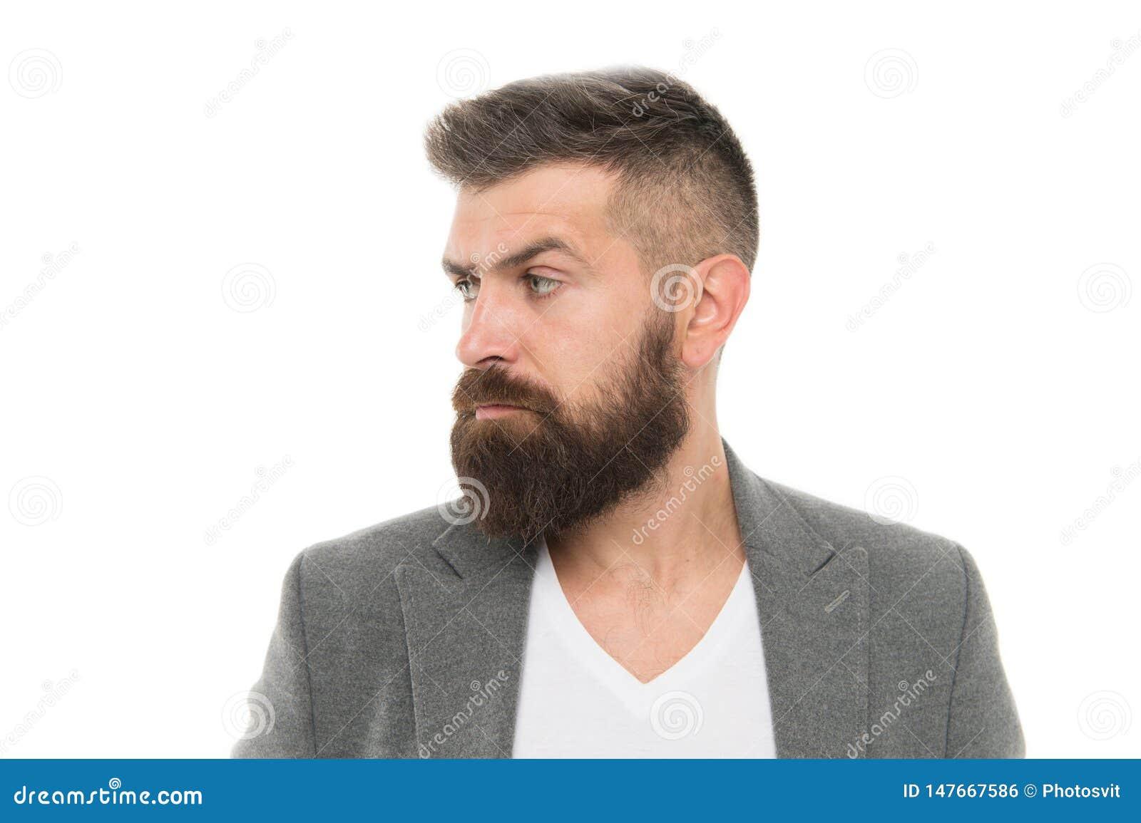 Modieuze modieuze jasje van mensen het gebaarde hipster Toevallig jasje perfect voor om het even welke gelegenheid Comfortabel he