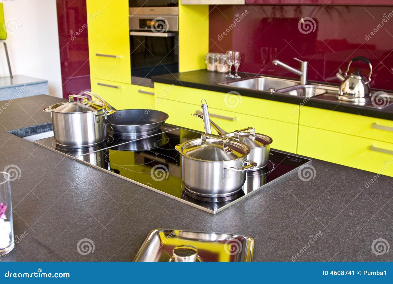 Modieuze moderne keuken