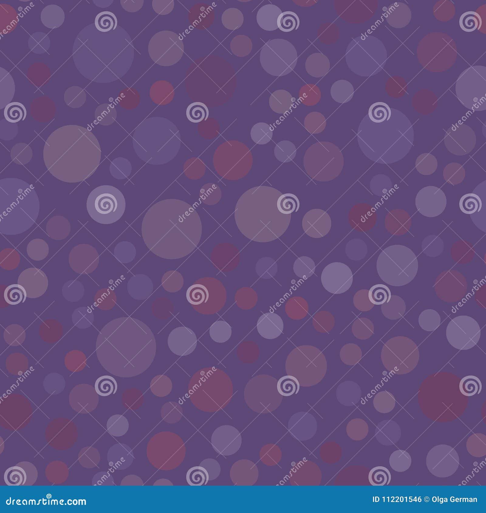 Modny koloru okręgu bezszwowy wzór