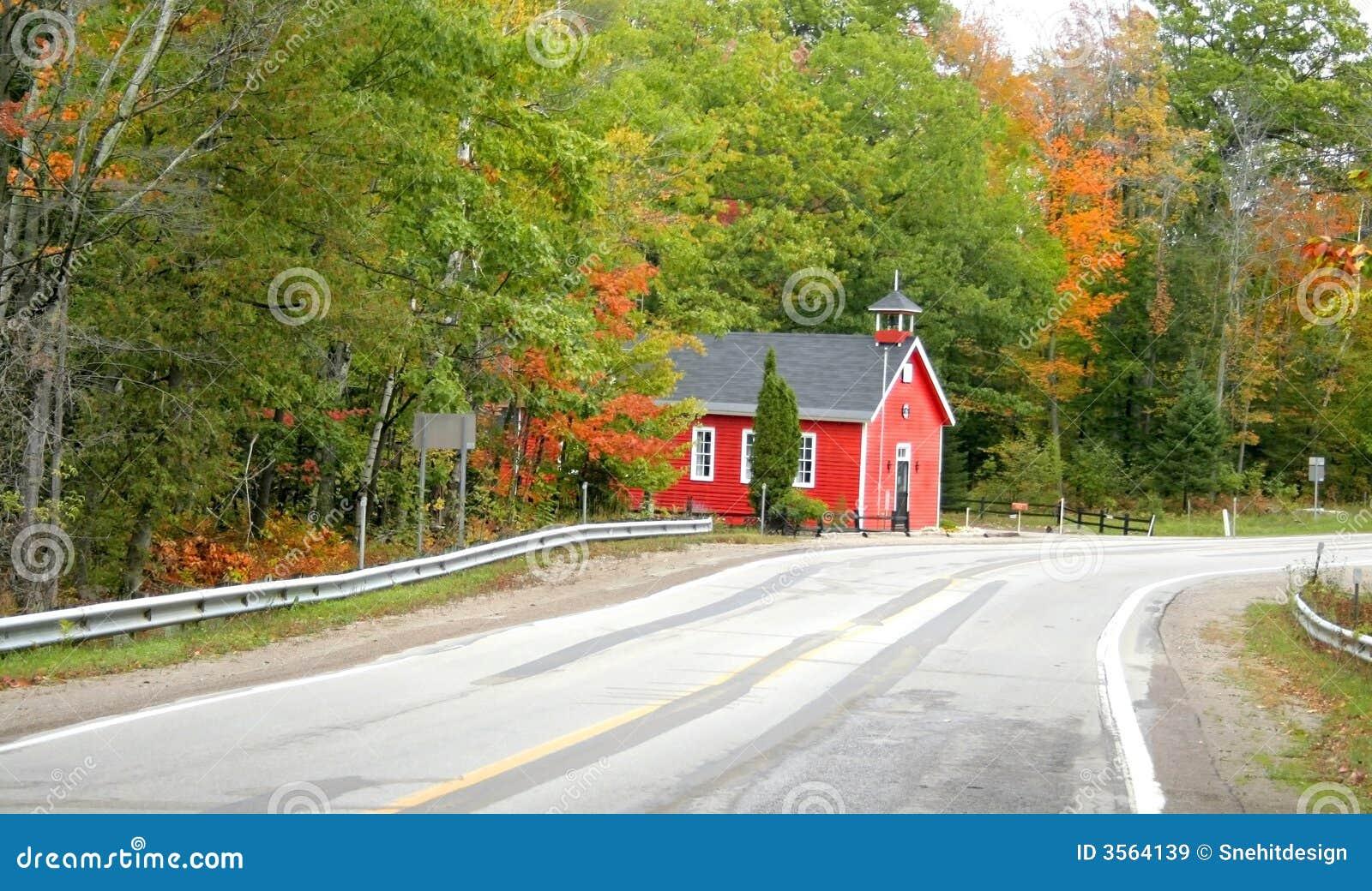 Modo scenico dell azionamento di autunno