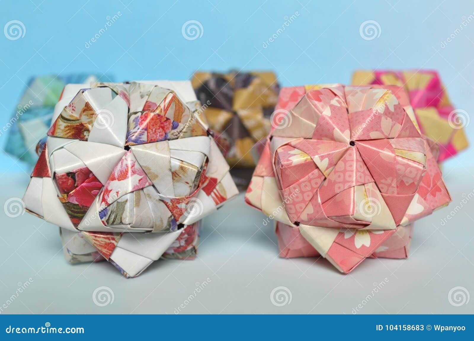 Christmas Origami Instructions: Star Sonobe (Maria Sinayskaya ... | 954x1300