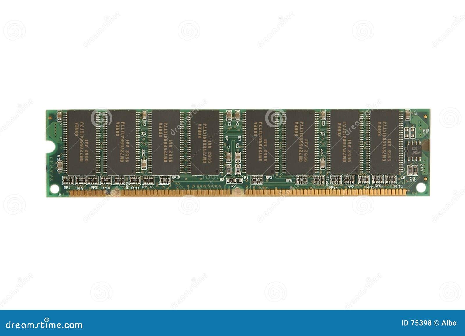 Module de mémoire de RAM