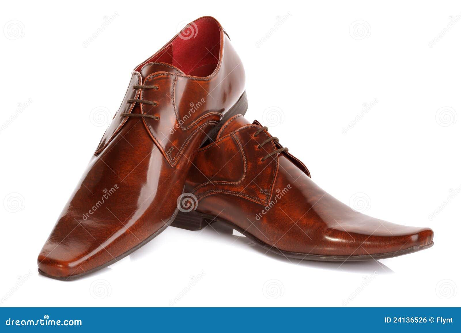 Mody skóra obsługuje buty