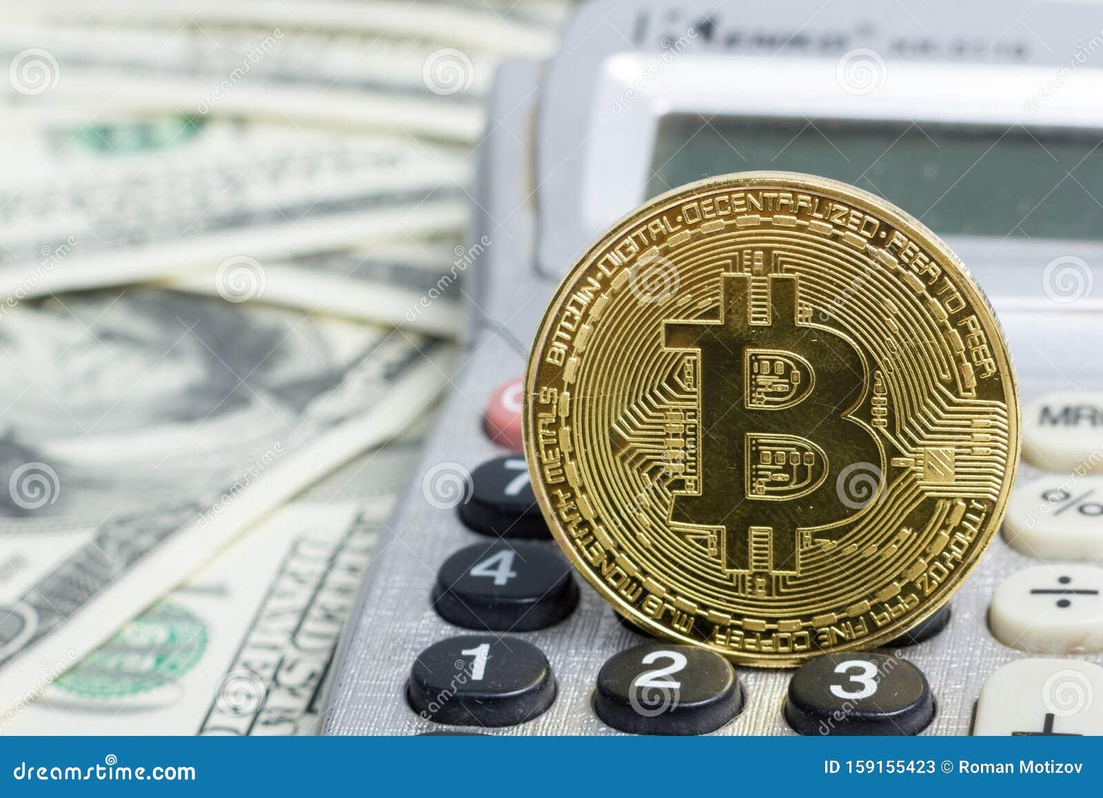 moeda de criptomoeda de negociação