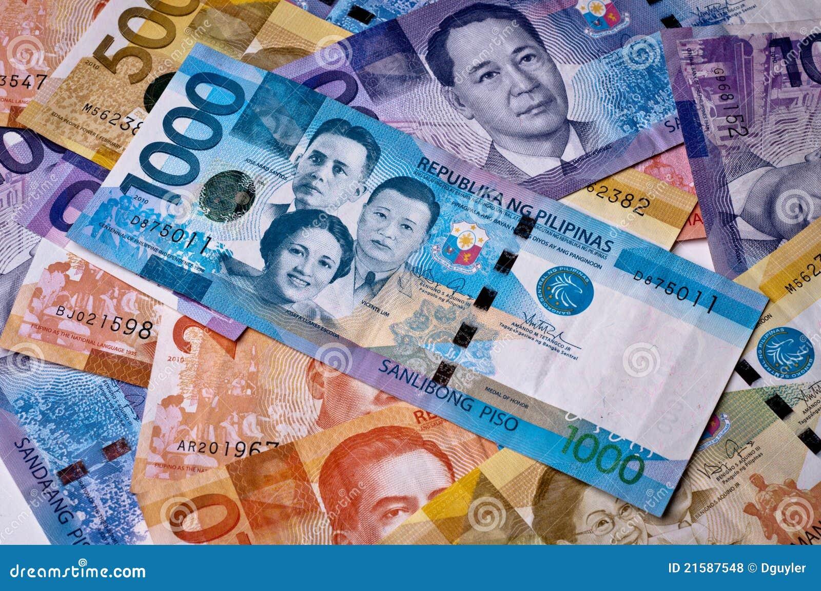 Moeda filipino