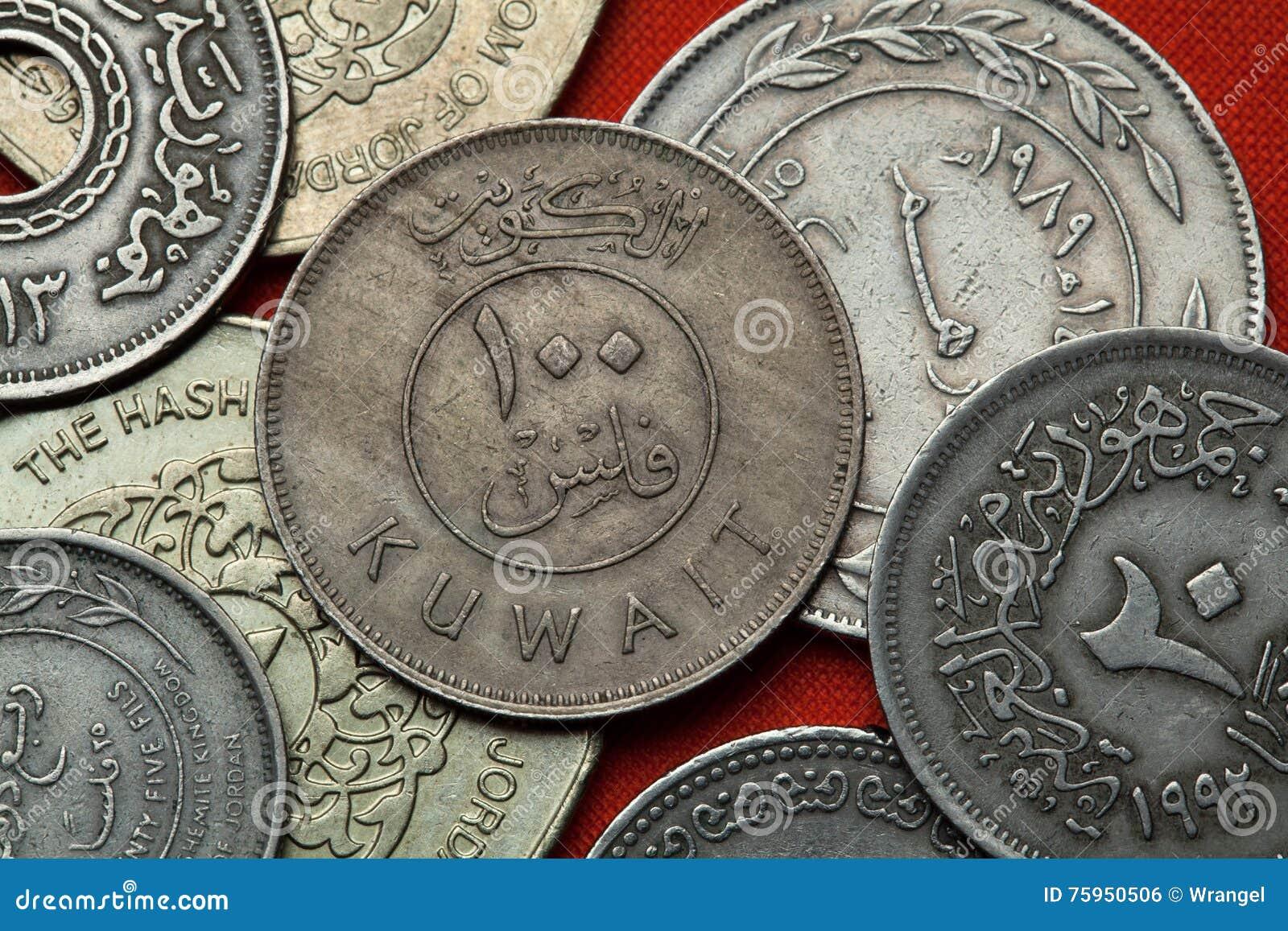 Moedas de Kuwait
