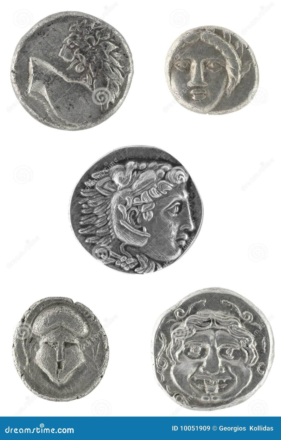 Moedas do grego clássico