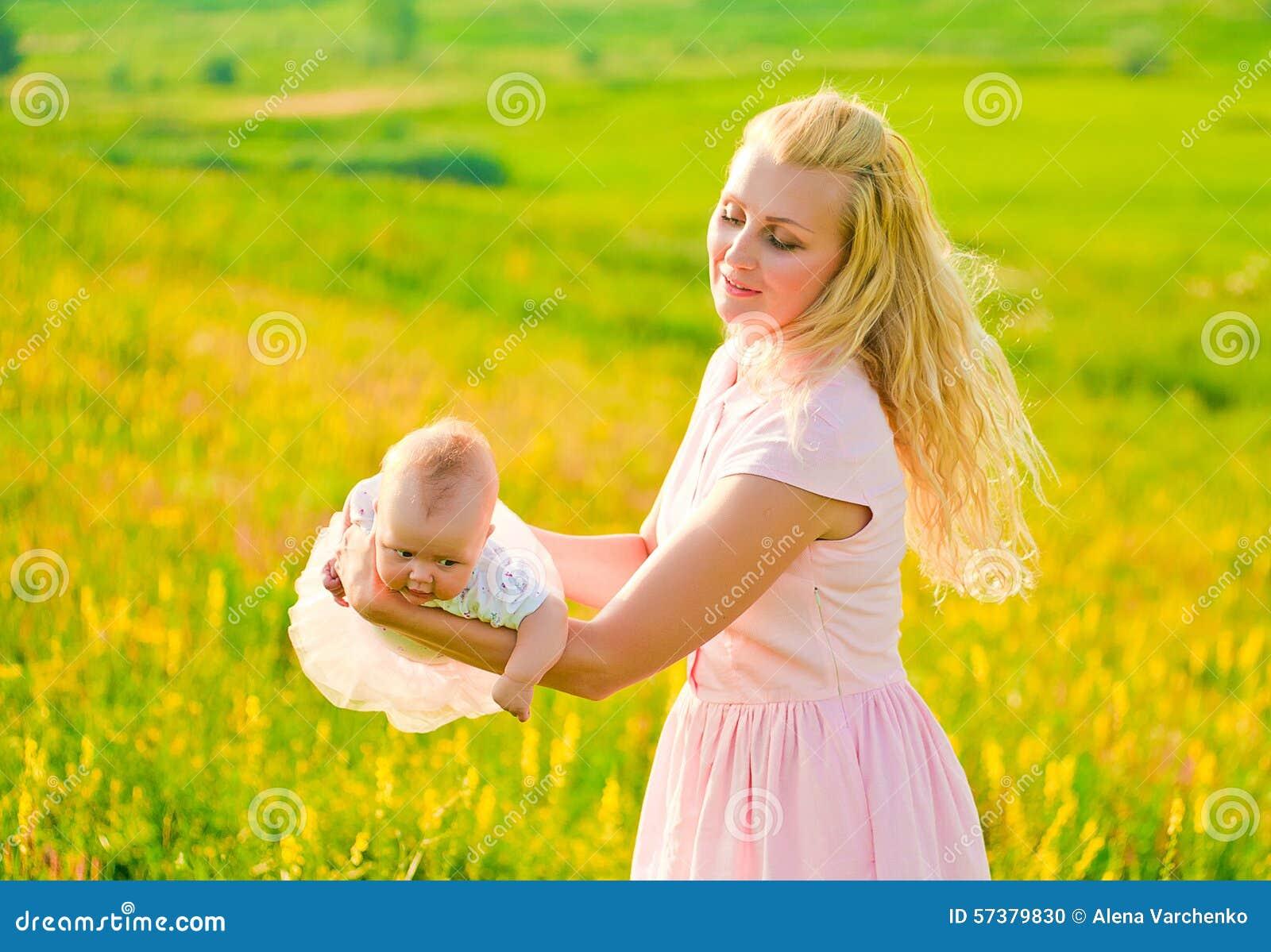 Moeder en haar kind