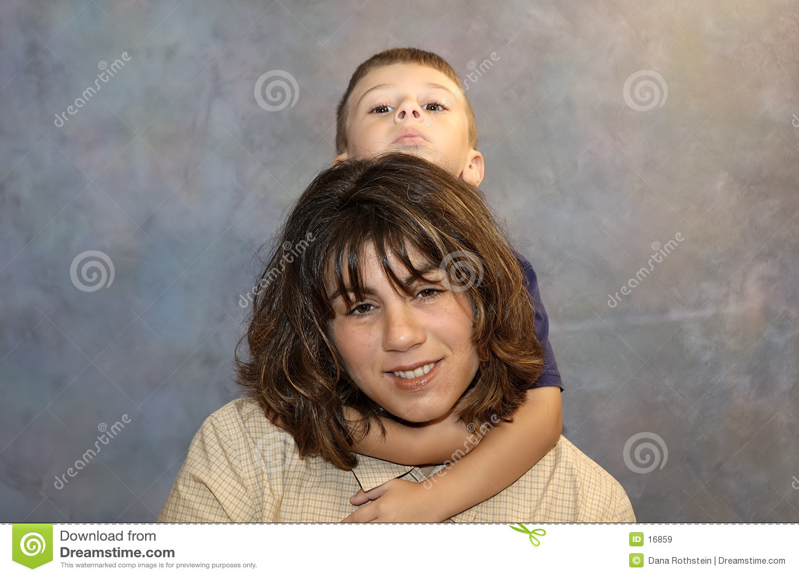 Moeder en Zoon 2