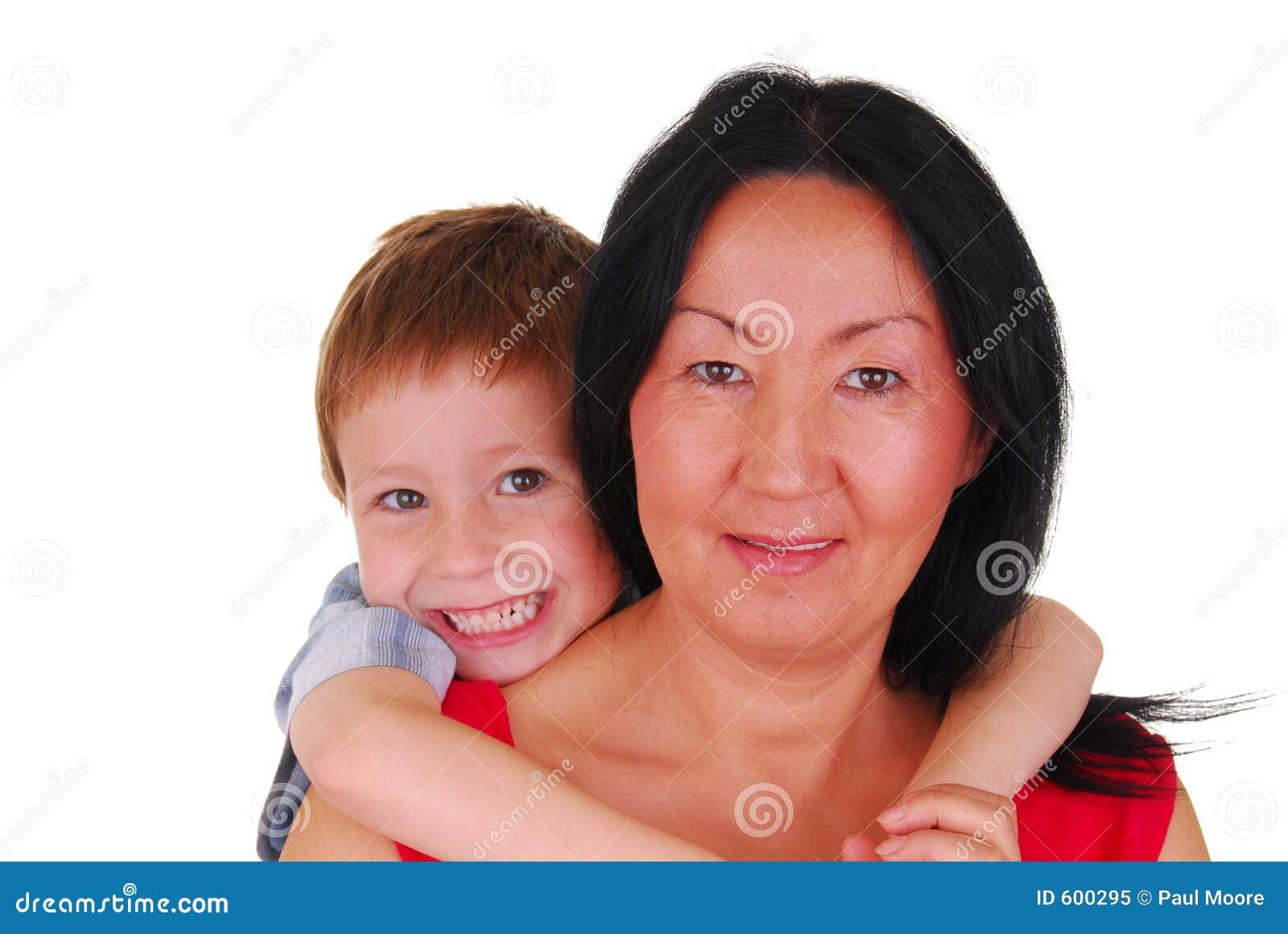 Moeder en Zoon Negen