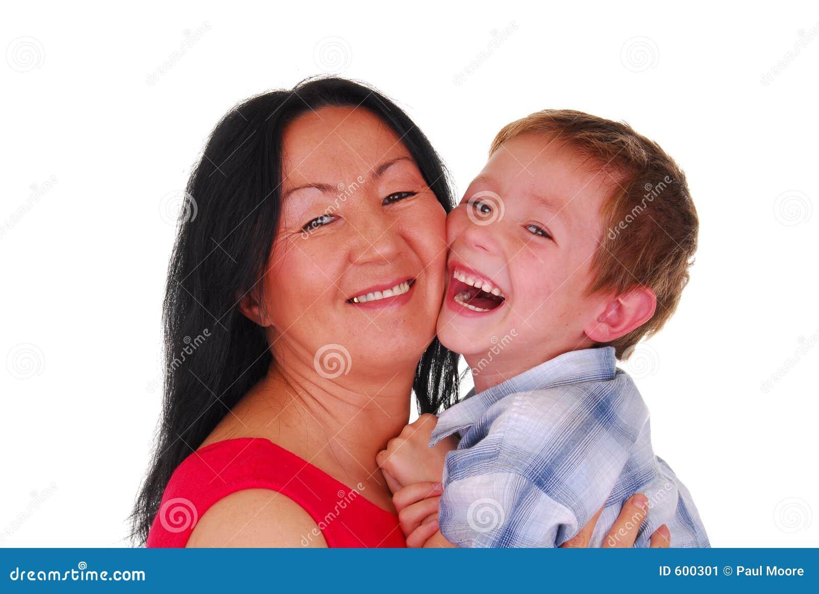 Moeder en Zoon Vijftien