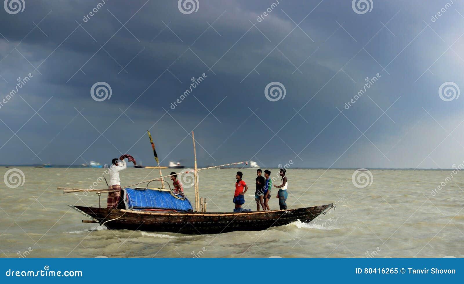 Moesson in Bangladesh