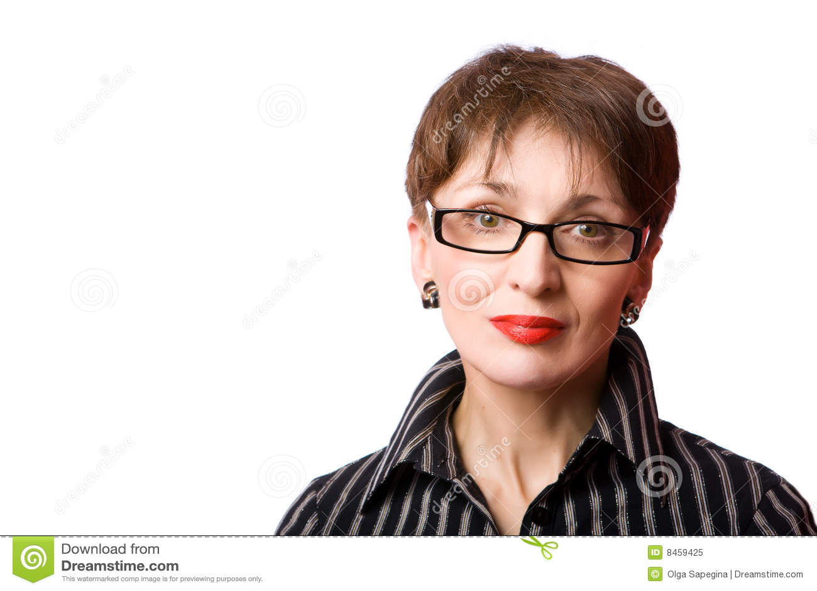 Mogen kvinna