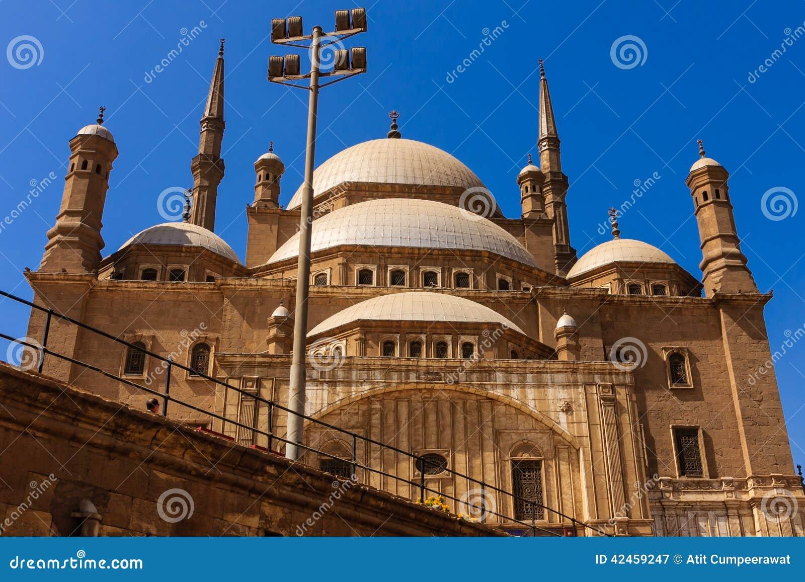 Mohamed Ali Mosque, Saladin Citadel von Kairo, Ägypten